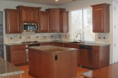 Remodeling AZ Cave Creek Kitchen
